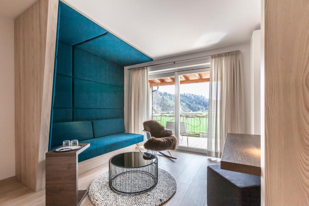 Гостиная зона в Kirnbacher Hof
