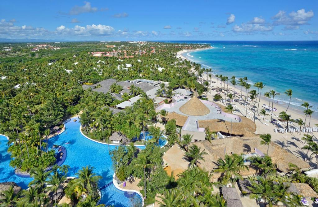 A bird's-eye view of Paradisus Punta Cana Resort - All Inclusive