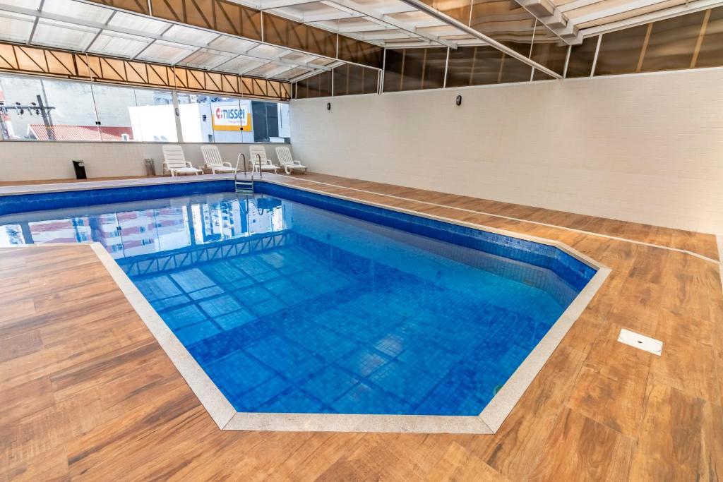 The swimming pool at or close to Hotel Ilha da Madeira