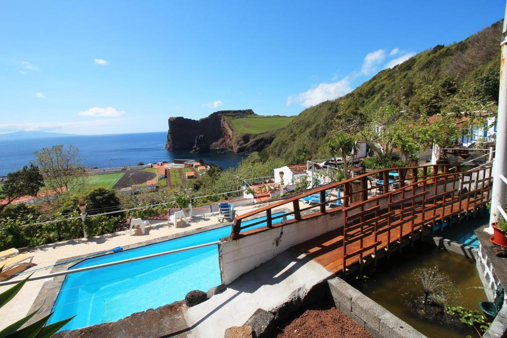 Vista de la piscina de Quinta Do Canavial o alrededores