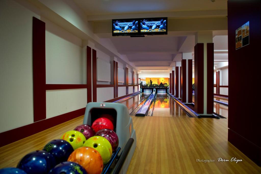 Restaurante - Station Pub & Bowling
