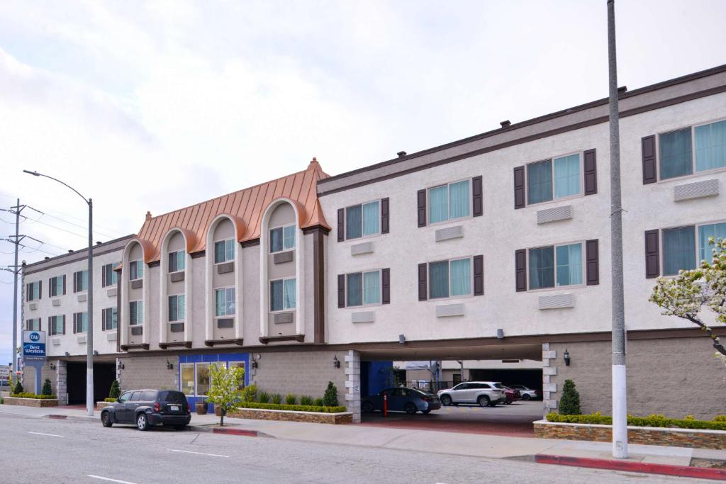 BEST WESTERN Airport Plaza Inn - Laterooms