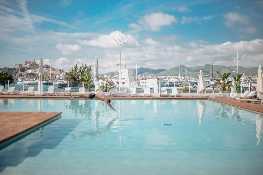 Piscina en o cerca de Ibiza Corso Hotel & Spa