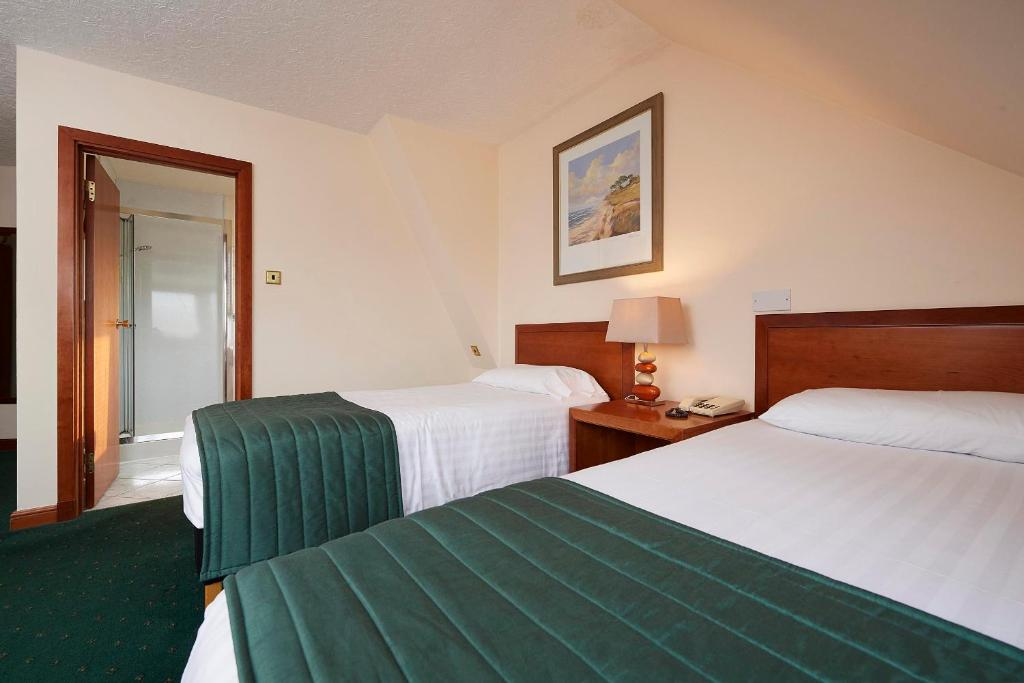 The Priory Hotel - Laterooms
