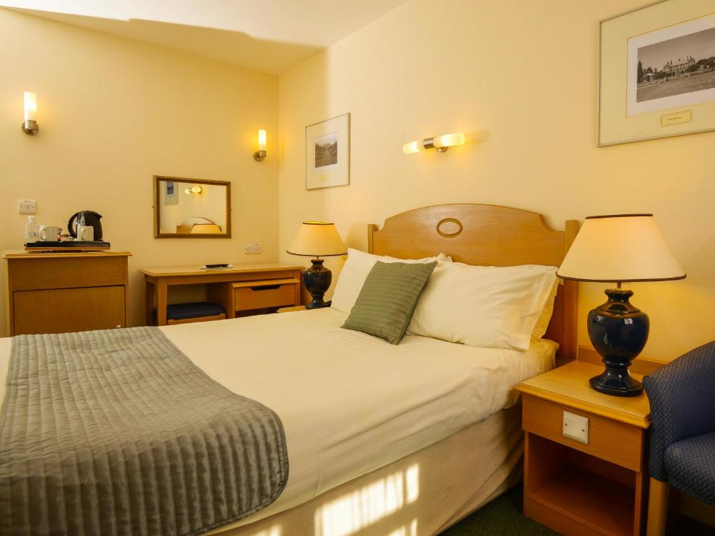 Lynford Hall Hotel - Laterooms