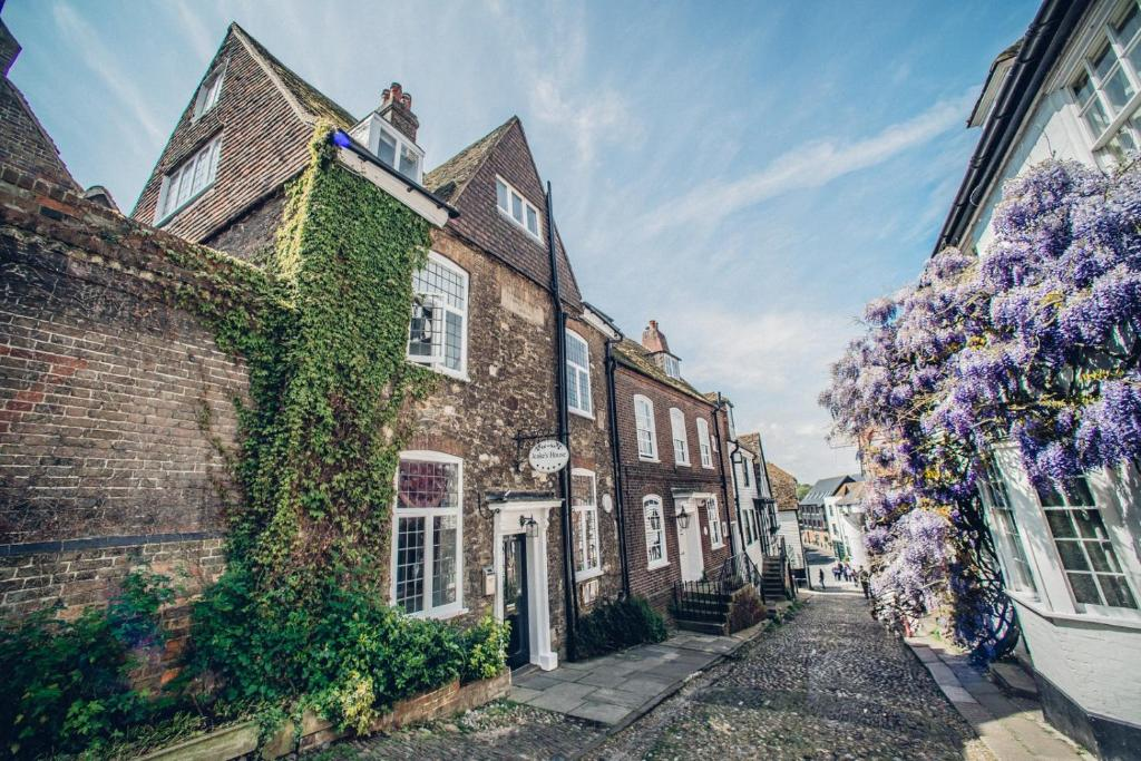 Jeakes House in Rye, East Sussex, England