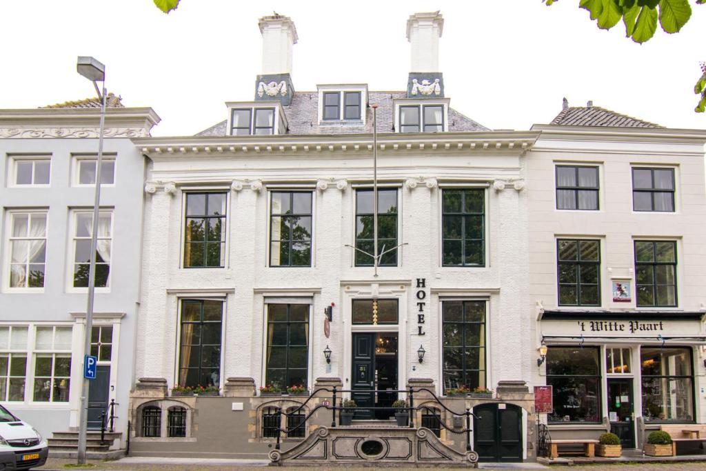 Hotel aan de Dam Middelburg, Netherlands