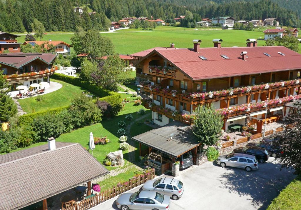 Fruhstuckshotel Margret Maurach, Austria
