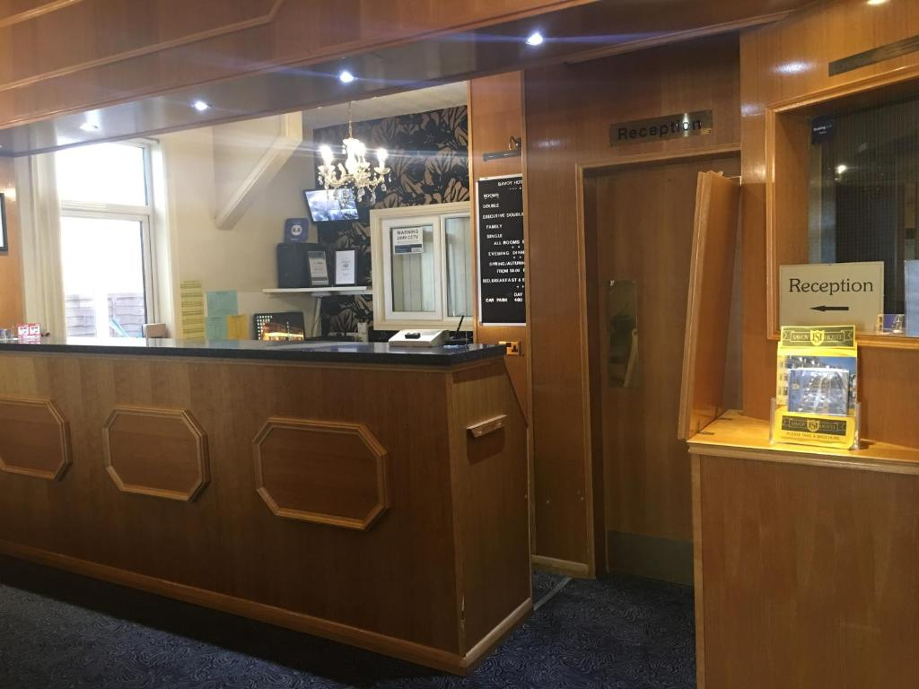 The County Hotel (Skegness) - Laterooms