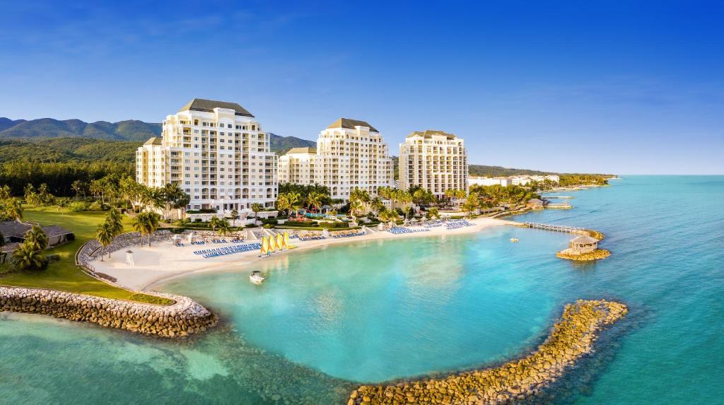 A bird's-eye view of Jewel Grande Montego Bay Resort and Spa