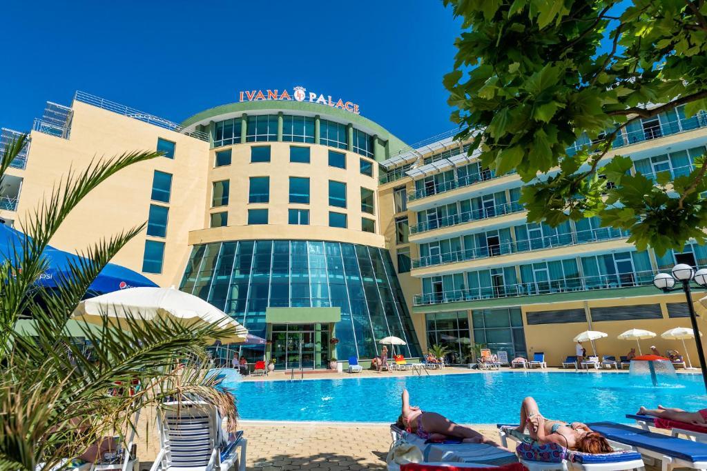 Ivana Palace Hotel Sunny Beach, Bulgaria