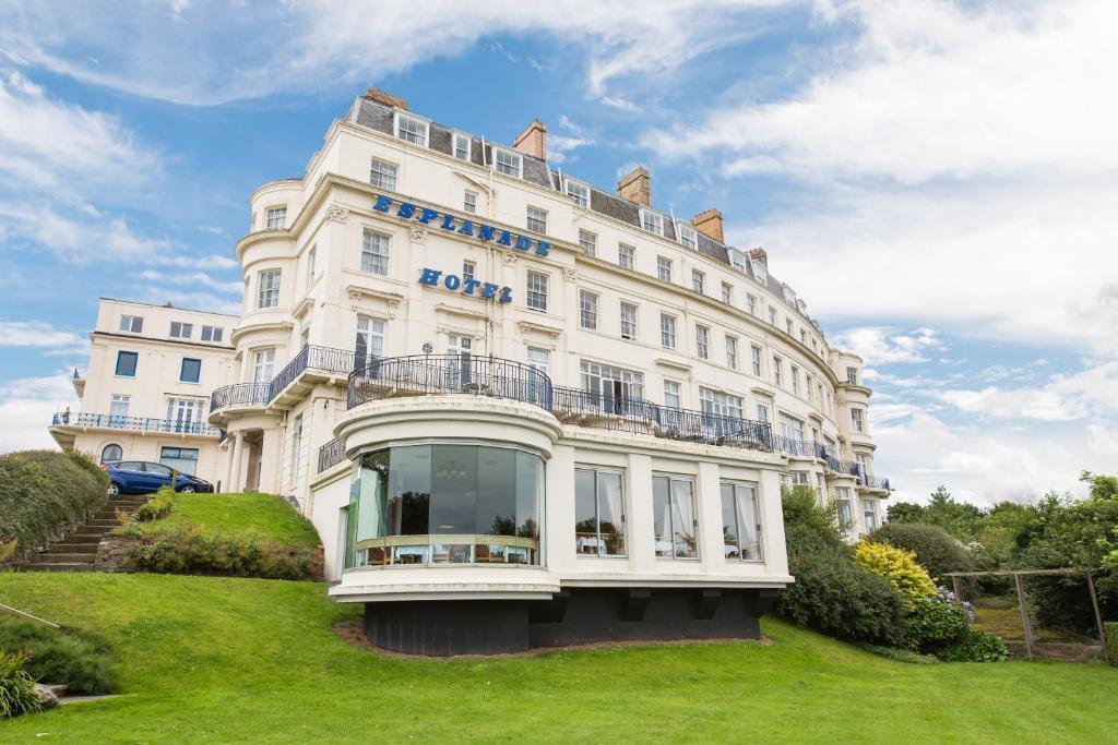 The Esplanade Hotel - Laterooms