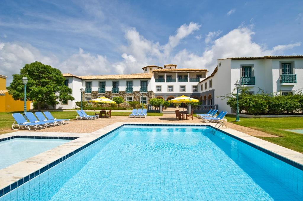 A piscina localizada em Sauipe Pousadas - All Inclusive ou nos arredores
