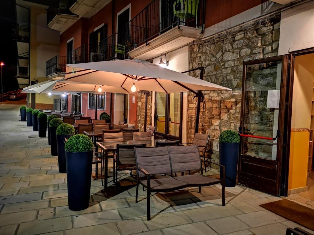 Hotel La Rampa Agnone, Italy