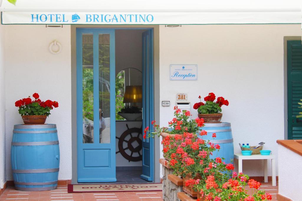 Hotel Brigantino Procchio, Italy
