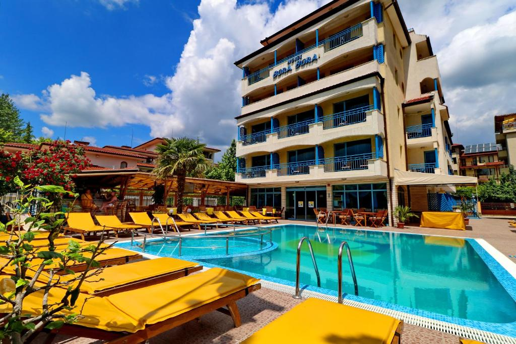 Bora Bora Hotel Sunny Beach, Bulgaria