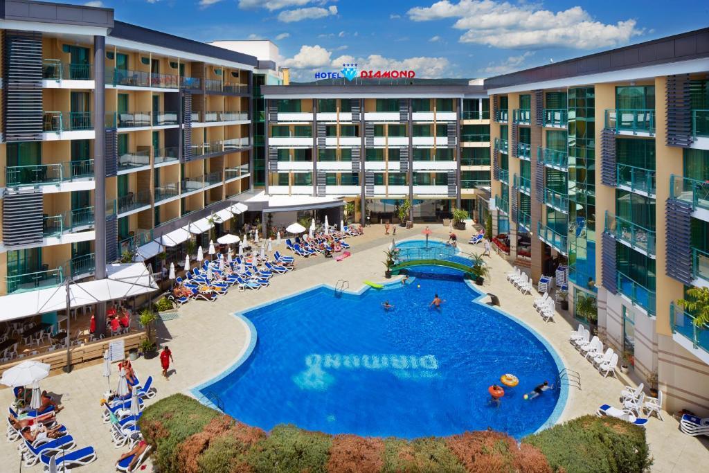 Diamond Hotel - All Inclusive Sunny Beach, Bulgaria