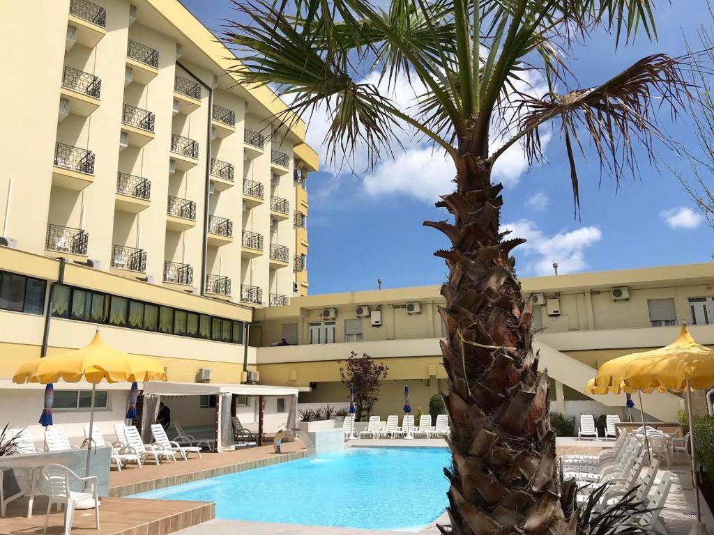 Hotel Montmartre Rimini, Italy