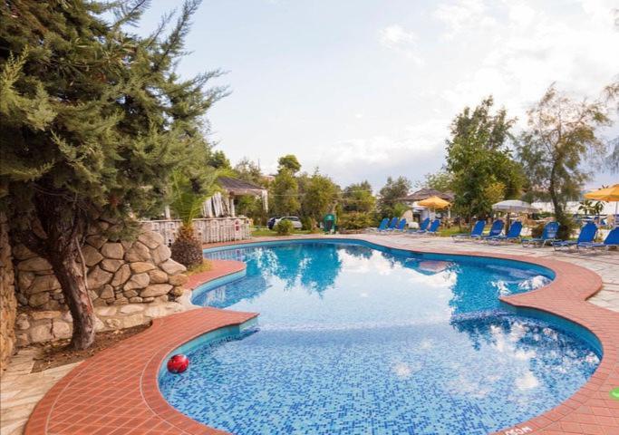 Piscina di vassilias beach hotel o nelle vicinanze