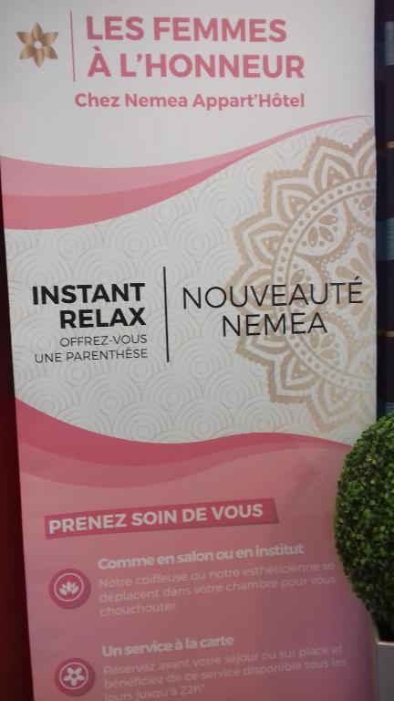 Néméa Appart'Hotel Toulouse Saint Martin - Laterooms