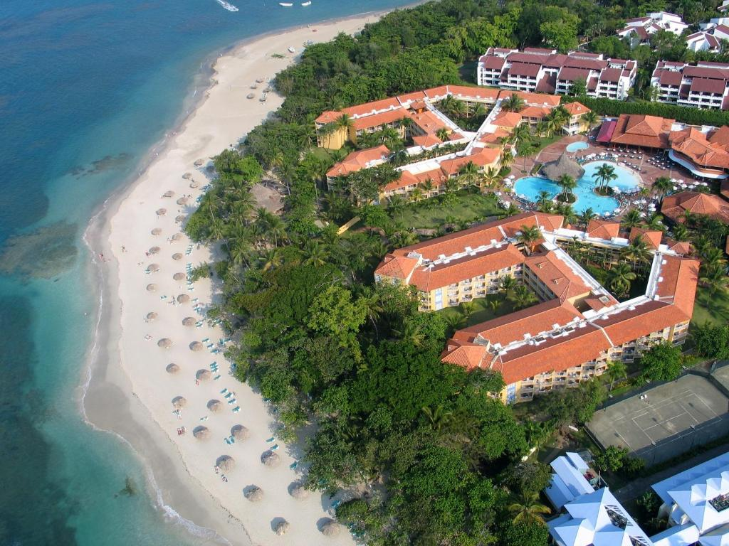Blick auf VH - Gran Ventana Beach Resort aus der Vogelperspektive
