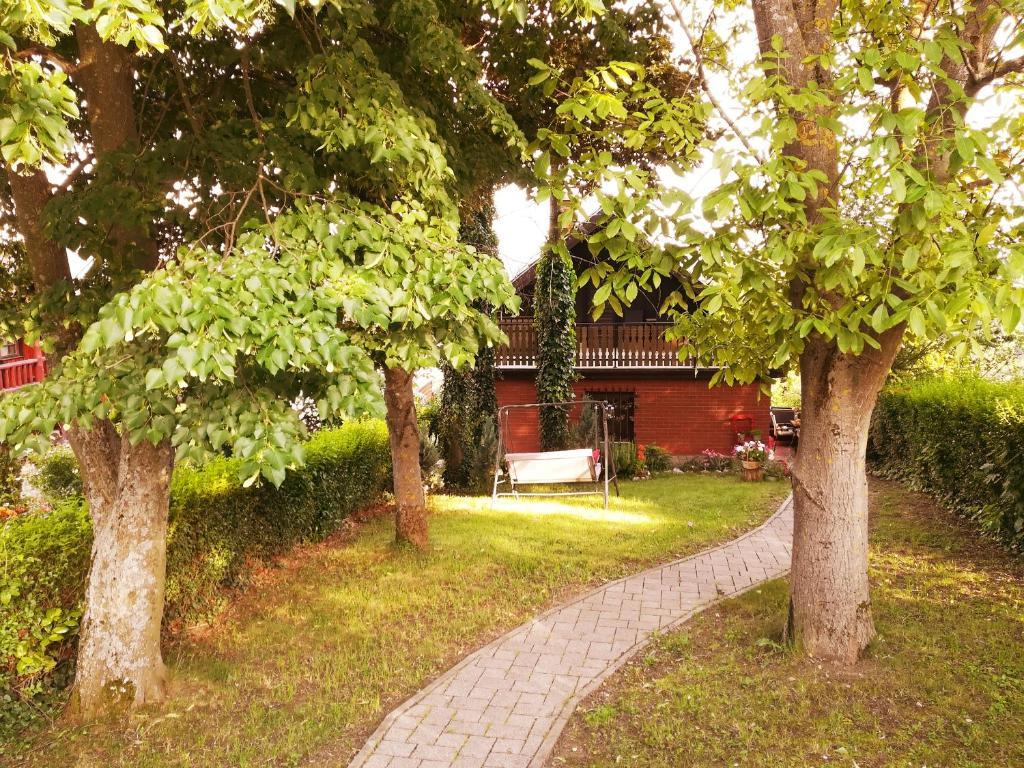 Zahrada ubytování Kuća za odmor Topličica