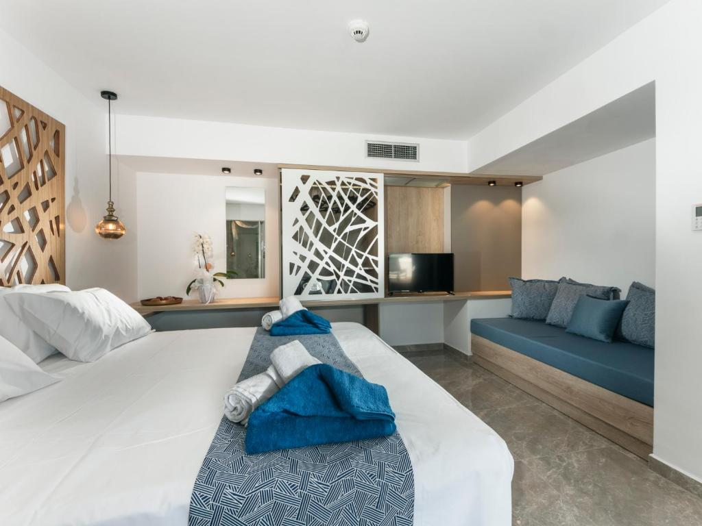 Lymberia Hotel Faliraki, Greece