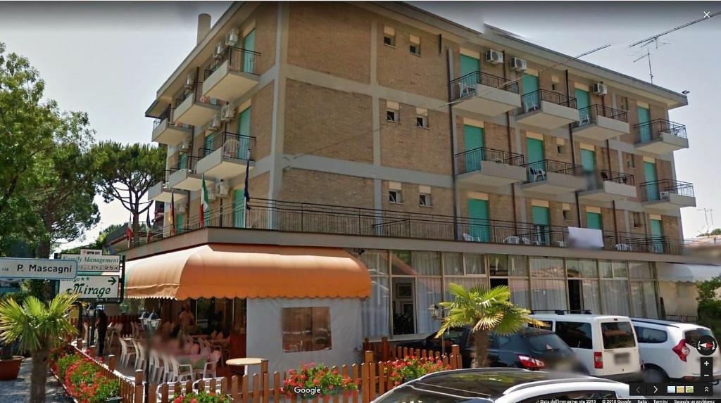 Hotel Mirage Lido di Jesolo, Italy