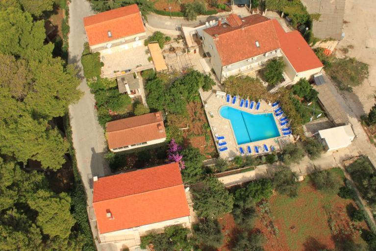 Majoituspaikan Cosy Sun-Splashed Bedroom kuva ylhäältä päin