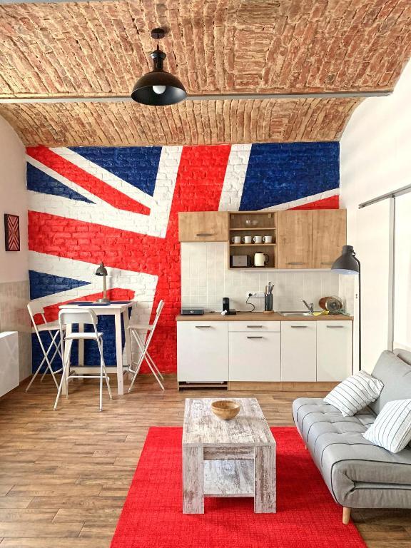 Cucina o angolo cottura di Apartment John Dee