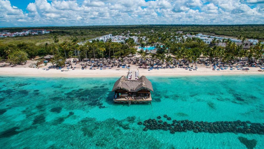 A bird's-eye view of Be Live Collection Canoa - All Inclusive