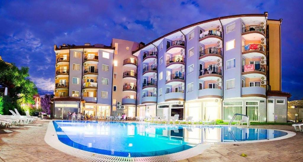 Sunny Beauty Palace Hotel - All Inclusive Sunny Beach, Bulgaria