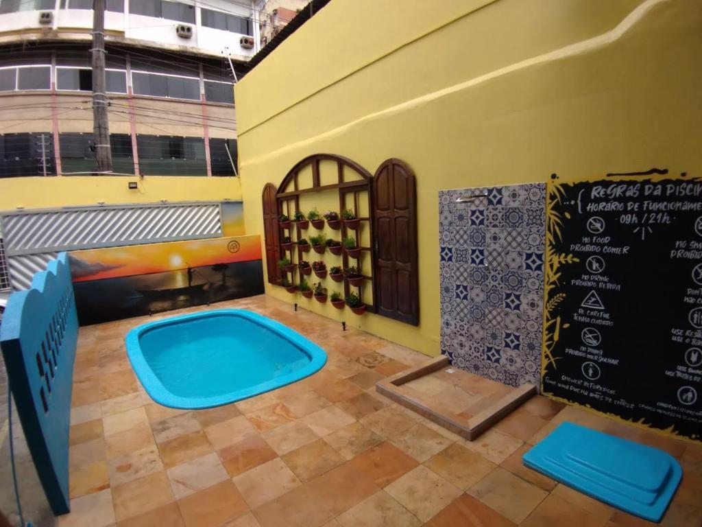 Piscina en o cerca de Local Hostel Manaus