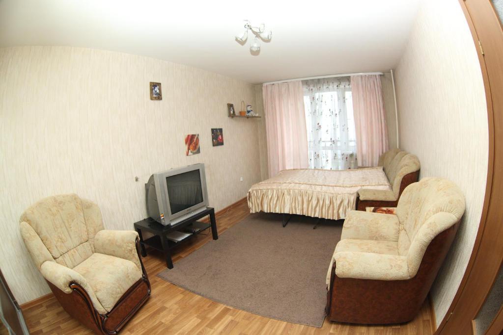 Гостиная зона в Apartment Andrey