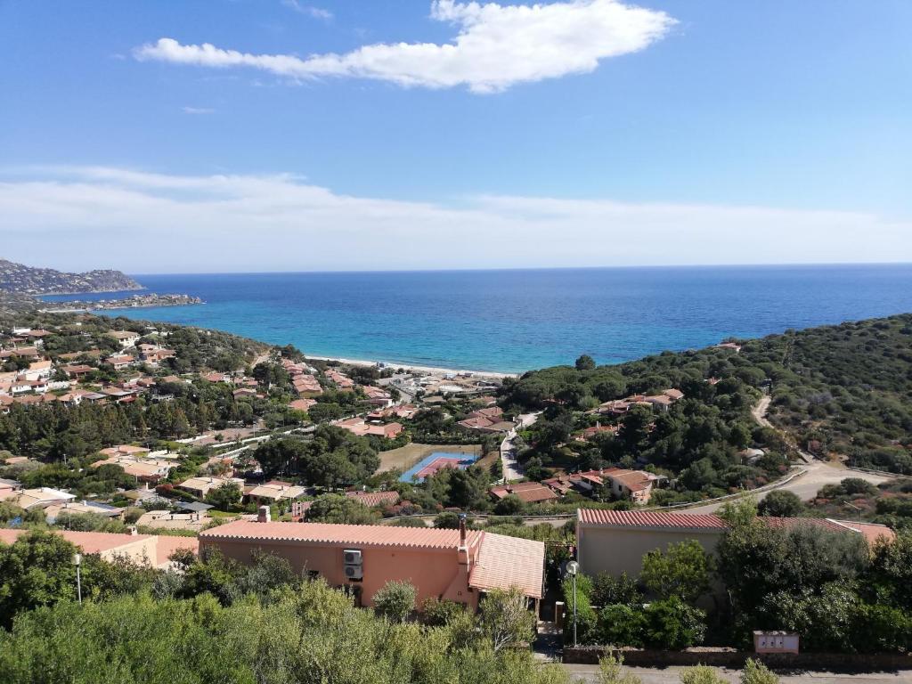 A bird's-eye view of Il Moro