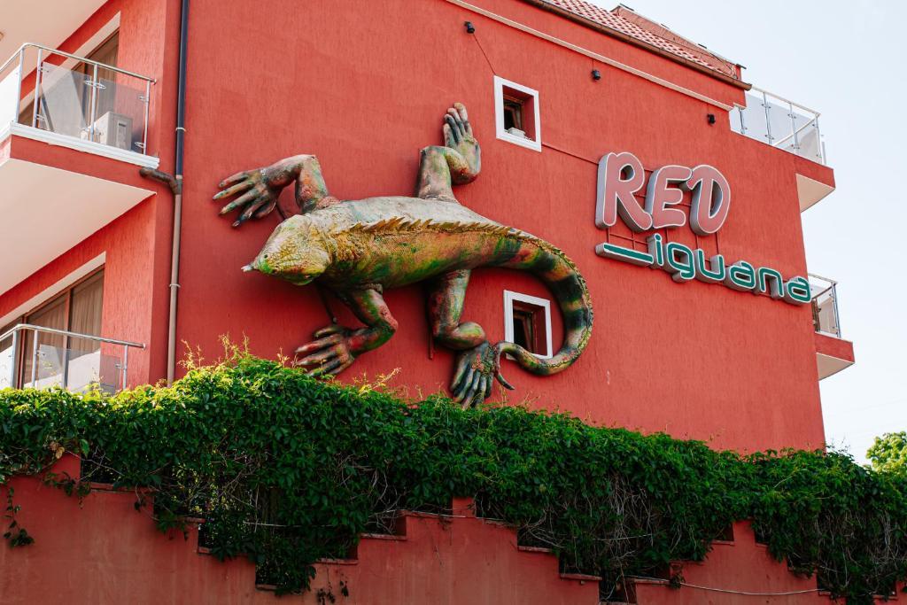 Red Iguana Hotel Sveti Vlas, Bulgaria