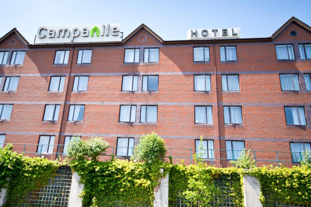 Campanile Hotel Manchester - Laterooms