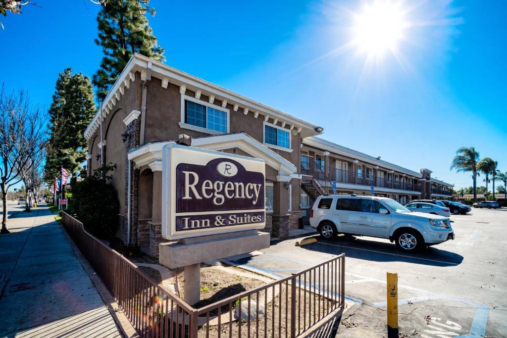 The Regency Inn & Suites Downey.