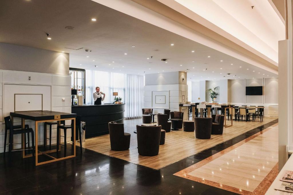 BEST WESTERN CTC Hotel Verona - Laterooms