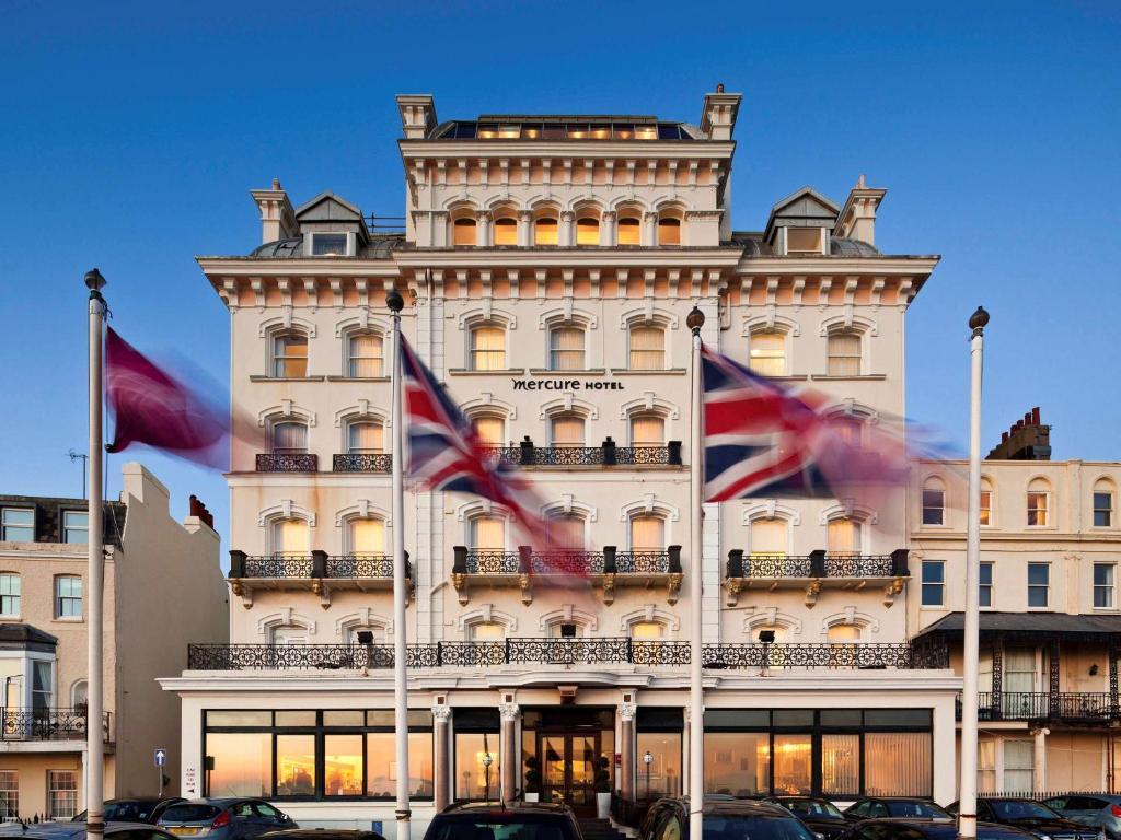 Mercure Brighton Seafront Hotel - Laterooms