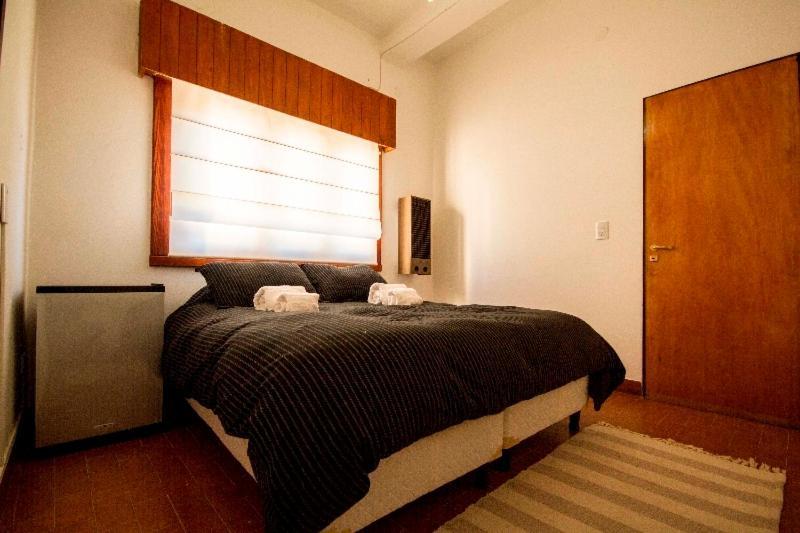 Un ou plusieurs lits dans un hébergement de l'établissement Tower Rock Puerto Deseado Standard