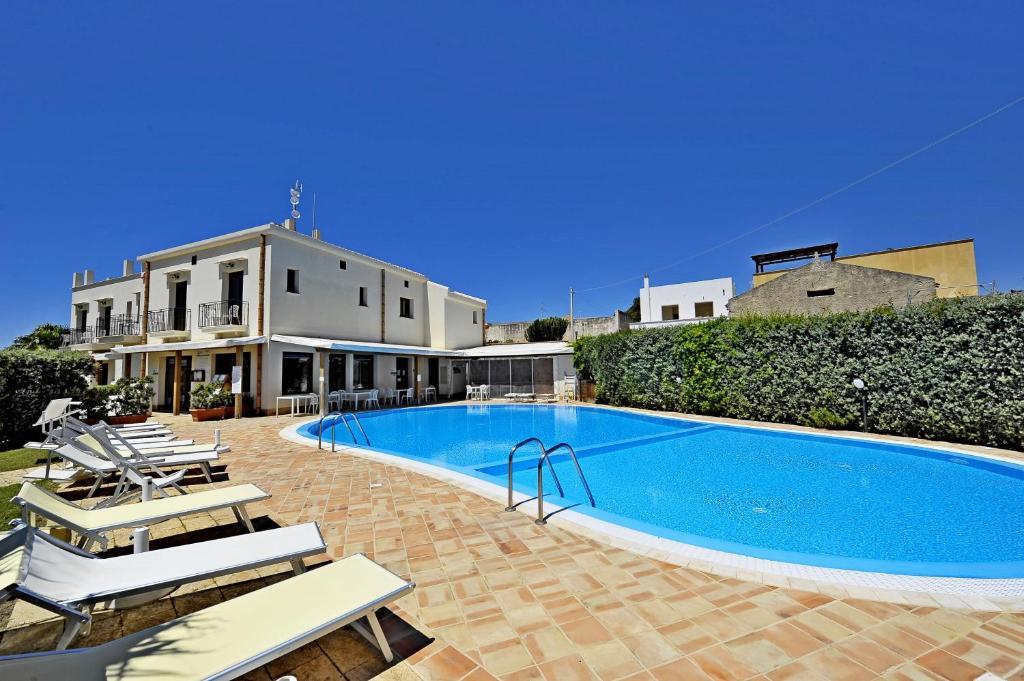 The swimming pool at or near Resort Santa Maria Hotel