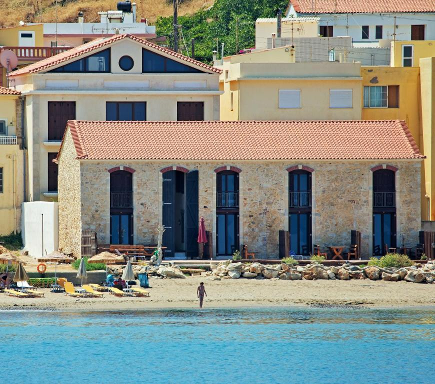 Creta Seafront Residences Rethymno Town, Greece