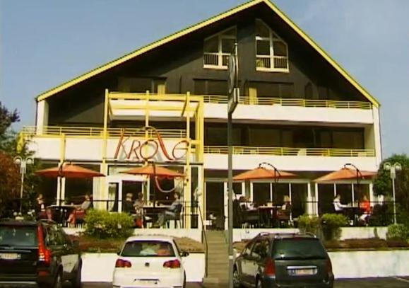Hotel Krone Traben-Trarbach, Germany