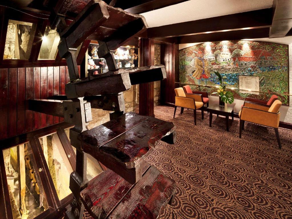Mercure Perth Hotel - Laterooms