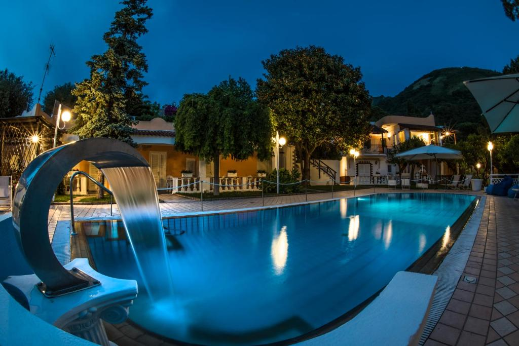 The swimming pool at or close to Ischia Dream Sunset