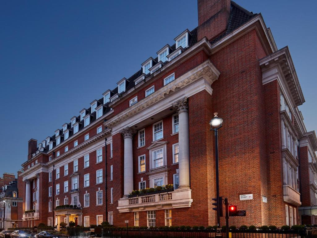 47 Park Street - Grand Residences by Marriott - Laterooms