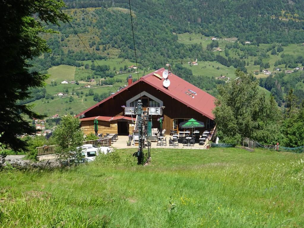 Logis La Bouloie Bussang, France