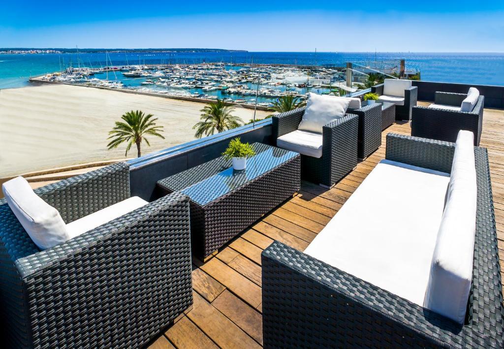 Nautic Hotel & Spa - Laterooms