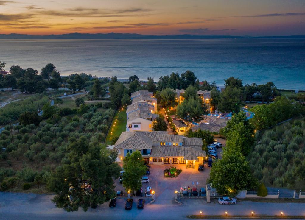 Lesse Hotel Hanioti, Greece